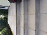 Premiastone sandstone paving slabs38 , 500x500 = 9.5sq metres