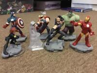 Disney infinity avengers bundle