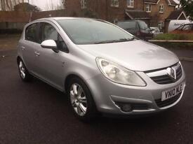 2010 Vauxhall Corsa 1.5 5doors- Great drive