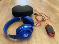 **REDUCED** Beats Studio Headphones by Dr Dre - wired/corded