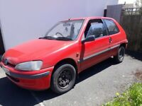 Peugeot, 106, Hatchback, 1997, Manual, 1527 (cc), 3 doors