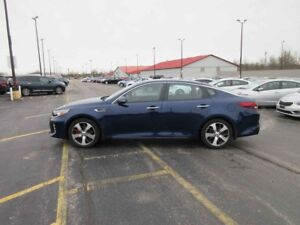 2016 Kia OPTIMA SX TURBO FWD