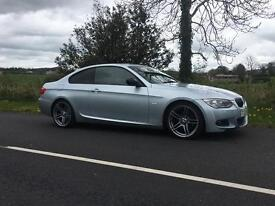 2012 BMW 320d M SPORT PLUS EDITION ONLY 70K MILES