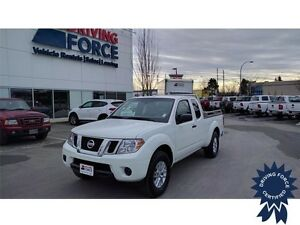 2014 Nissan Frontier SV 4WD King Cab, 4 Passenger, 40,323 KMs