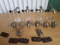 Pre-painted Dropzone Commander Armies with Books, Terrain and Travel cases
