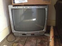 beko tv not flat