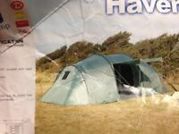 haven 6 berth tent