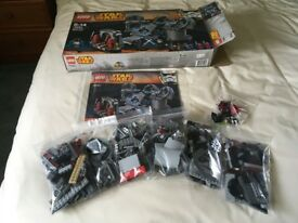 LEGO 75093 Death Star Final Duel Set (Used) Collect Only