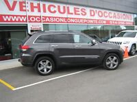 2014 Jeep Grand Cherokee Limited Navigation , Toit ouvrant, ,cam