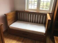 Mamas & Papas Dark Oak Nursery Bundle