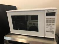 Panasonic 800W Standard Microwave NN-E271WMBPQ - White