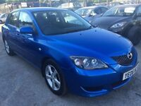 Mazda3 1.6 TS2 5dr£2,350 . 1 YEAR FREE WARRANTY. NEW MOT
