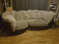 3 Seater and 2 Seater Snuggle Sofas