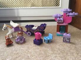 Duplo Sofia the First Magical Carriage Set