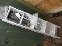 3 section loft ladders
