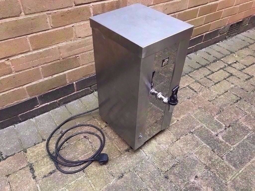 Parry 3KW Commercial Hot Water Boiler / 12.5L Kettle For Events / Catering / Restaurant