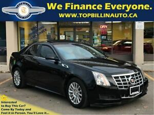 2013 Cadillac CTS 4 AWD with Panoramic Sunroof