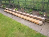 Wooden Beams (2)