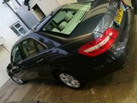 Mercedes E220 CDI Blue Efficiency excellent condition bought Approved used from dealer drove only10k