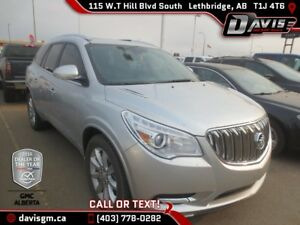 Used 2016 Buick Enclave Premium-AWD, 7 Passenger, Colour Touch N