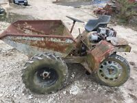 Dumper for spares or repairs