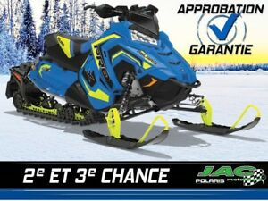 2018 Polaris 800 Switchback Pro-X SnowCheck Select Defiez nos pr