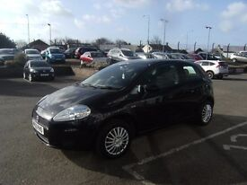 2010 60 FIAT GRANDE PUNTO 1.4 SOUND 3D 77 BHP **** GUARANTEED FINANCE **** PART EX WELCOME ****
