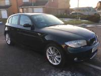 BMW 118i M Sport 2006 (FULL YEAR MOT) Immaculate as Astra Focus Vectra Mondeo 320D Golf Leon