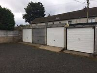 Rare opportunity to purchase a lockup / garage in Cults - £12,500