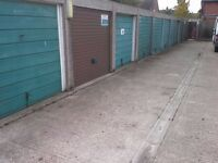 Garages to rent: Renfrew Road Hounslow TW4 - ideal for storage