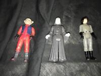 Vintage Star Wars Figures ppp