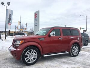 2009 Dodge Nitro R/T ~Nav ~Power Moonroof ~Heated Leather