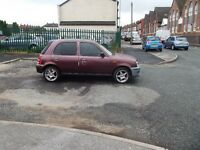 Nissan Micra 1.0 16v -AUTOMATIC- 5dr LONG MOT+LOW MILEAGE+GOOD CONDITION