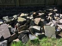 Huge load of stones - free!