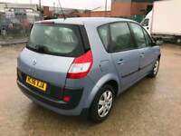 2007 56 renault scenic expression clean family car
