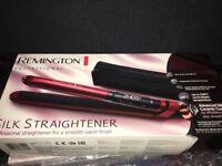 Silk Hair Straightener