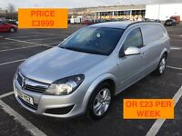 2011 VAUXHALL ASTRA 1.9 CDTI SPORTIVE / LONG MOT / PX WELCOME / NO VAT / CARDS TAKEN / WE DELIVER