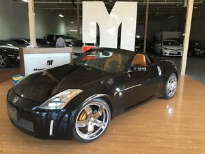 2005 Nissan 350Z Grand Touring, BOSE, BACK UP CAM