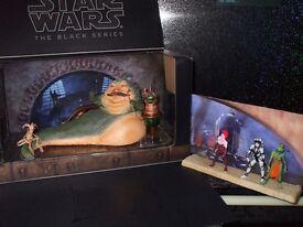 Star Wars Black Series Jabba The Hutt & Dancers