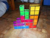 Tetris Lamp - blocks can be rearranged
