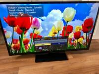 Panasonic 50 Inch Full HD 1080p LED TV With Freeview HD