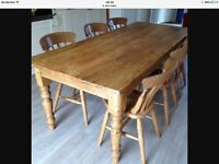 Wanted- 6ft dining table