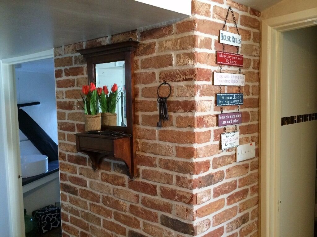 Brick Slips And Tiles Installation Specialists Interior Feature Walls Exterior Cladding In