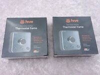 2 x Brand New Gray Hive Frame Covers - Un opened