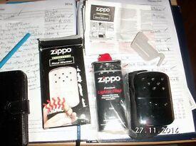 Zippo outdoor de-luxe Handwarmer