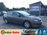 2012 Honda Civic LX London Ontario Preview