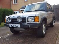 LandRover Discovery TD5 ES - Spares or Repair