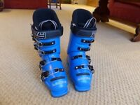 Childs / Kids Ski Boots (Lange RSJ 60 – 20.5 UK 1)