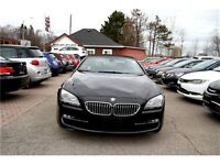 2012 BMW 650 i Convertible, Certified & E-tested! **ON SALE** C