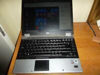 Laptop *** HP Compaq 6930b Core 2 Duo P8700 2.53 GHz 4 GB RAM 250 GB HDD & Webcam